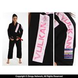 Vulkan Pro Light Black Jiu Jitsu Gi - Women's